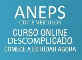 Curso Online Descomplicado para Certificação ANEPS CDC e Veículos