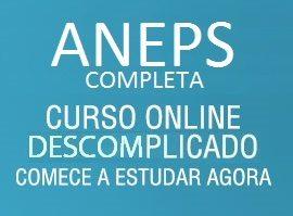 Curso Online Descomplicado para Certificação ANEPS Completa