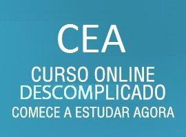 Curso Online Descomplicado para CEA