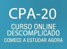Curso Online Descomplicado para CPA-20