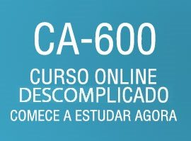 Curso Online Descomplicado para CA 600