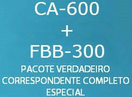 CA-600 + FBB-300