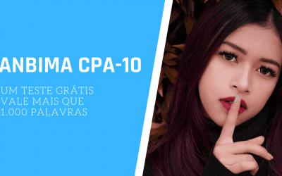 [ANBIMA CPA-10] O que fazer se você não sabe como estudar?