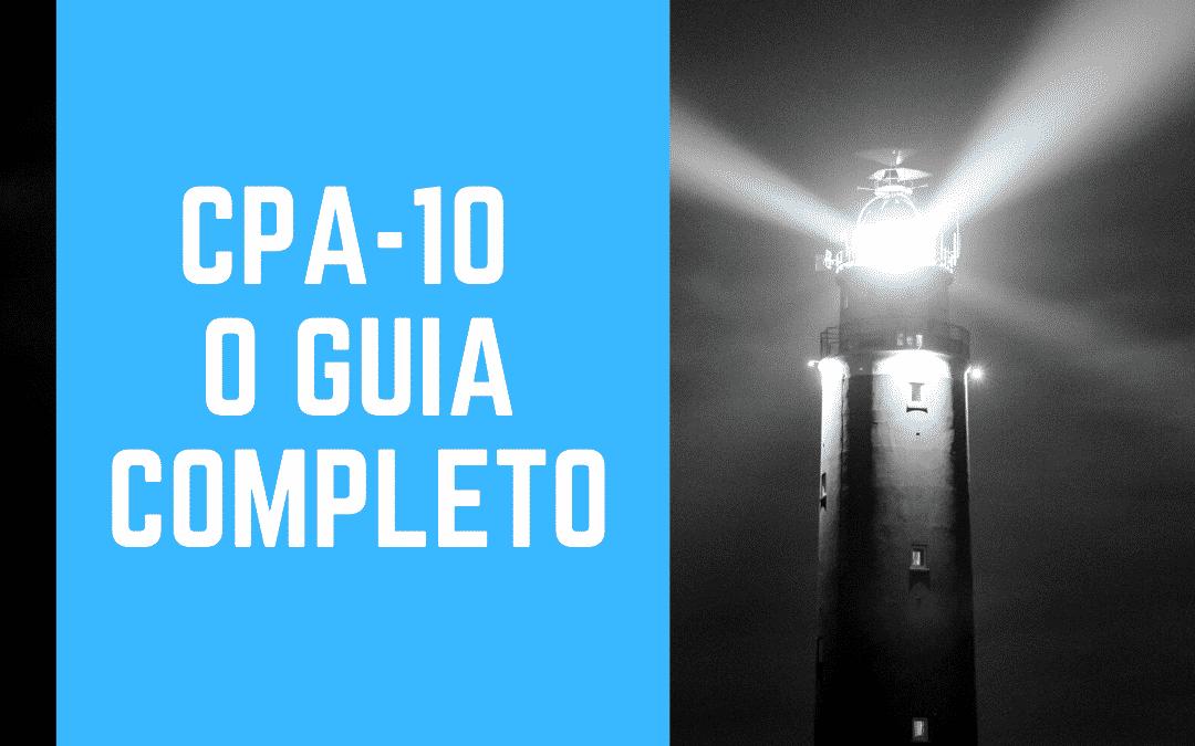 ANBIMA CPA-10 – O Guia Absolutamente Completo da Certificação