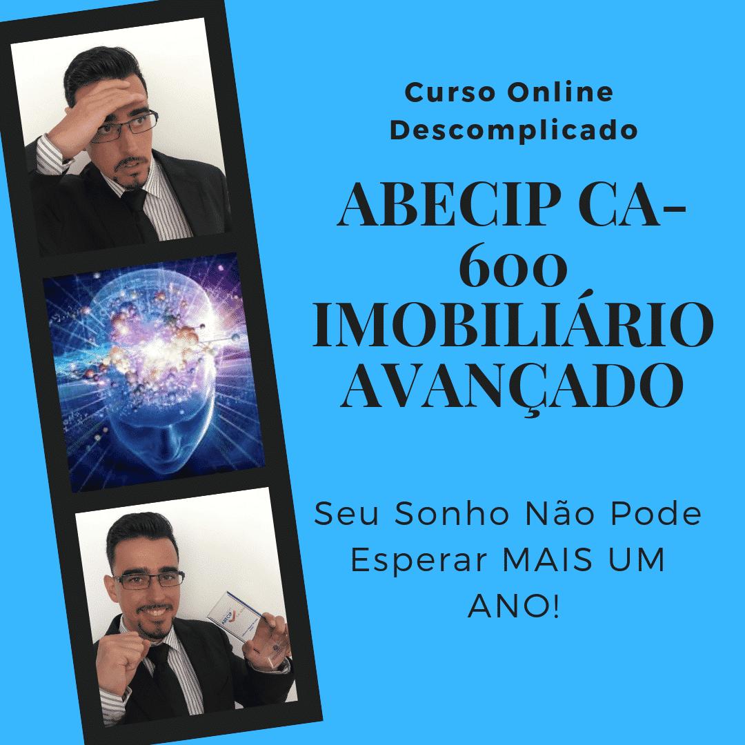 CA-600 Curso Online Descomplicado