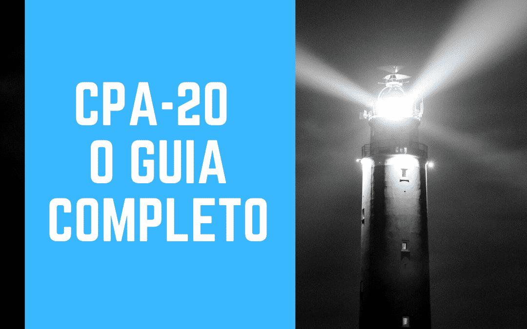 CPA 20 ANBIMA : O Guia Completo da Certificação