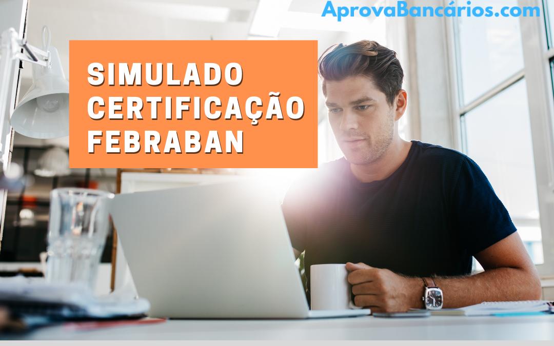 Simulado Certificação FEBRABAN