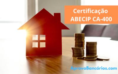 certificação abecip ca 400: o que é e para que serve