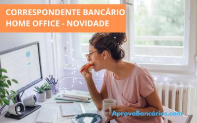 correspondente bancário home office