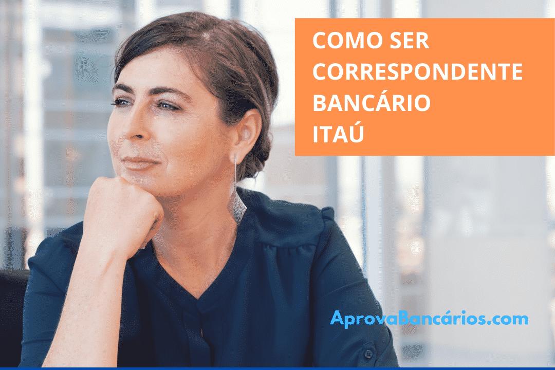 correspondente bancário itaú
